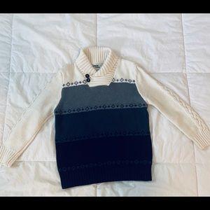 Oshkosh 5T Ivory Sweater New